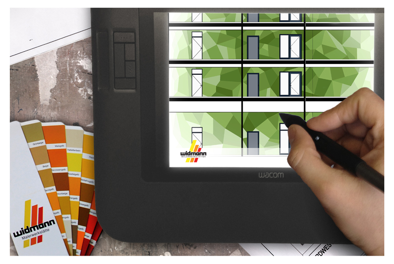 Widmann Gruppe Konzeption