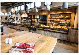 Bäckerei Scholl Schwäbisch Hall - Hessental - Widmann Gruppe Innenraum