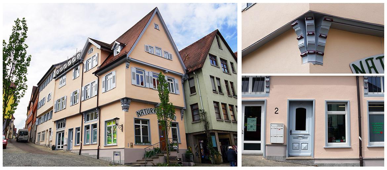 Fassade Widmann Gruppe